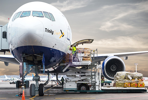 Trinity Air Freight Services UK